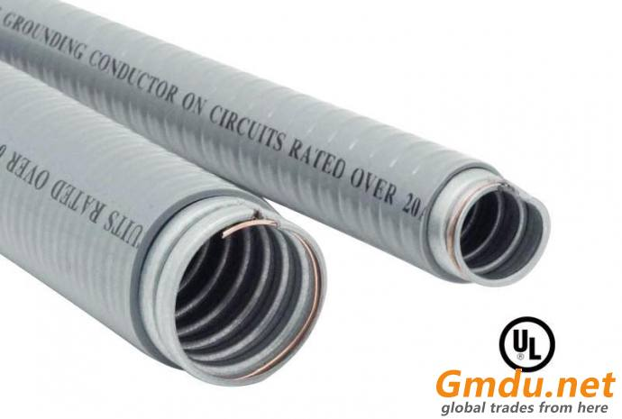 Liquid Tight Flexible Metal Conduit PULTG Series (UL 360)