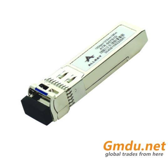 GLC-BX-U 1000BASE-BX-U BiDi SFP 1310nm-TX/1490nm-RX 20km DOM Transceiver Module
