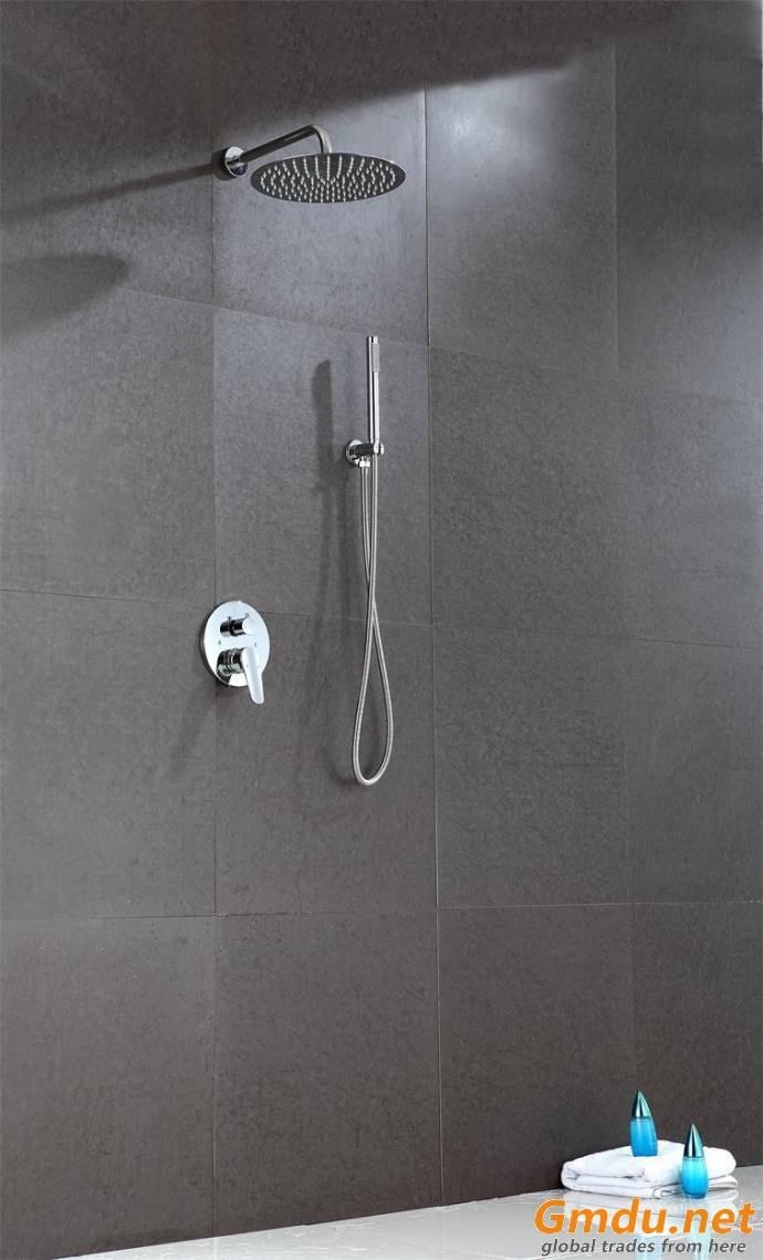 rain shower head stainless steel ceiling mounted