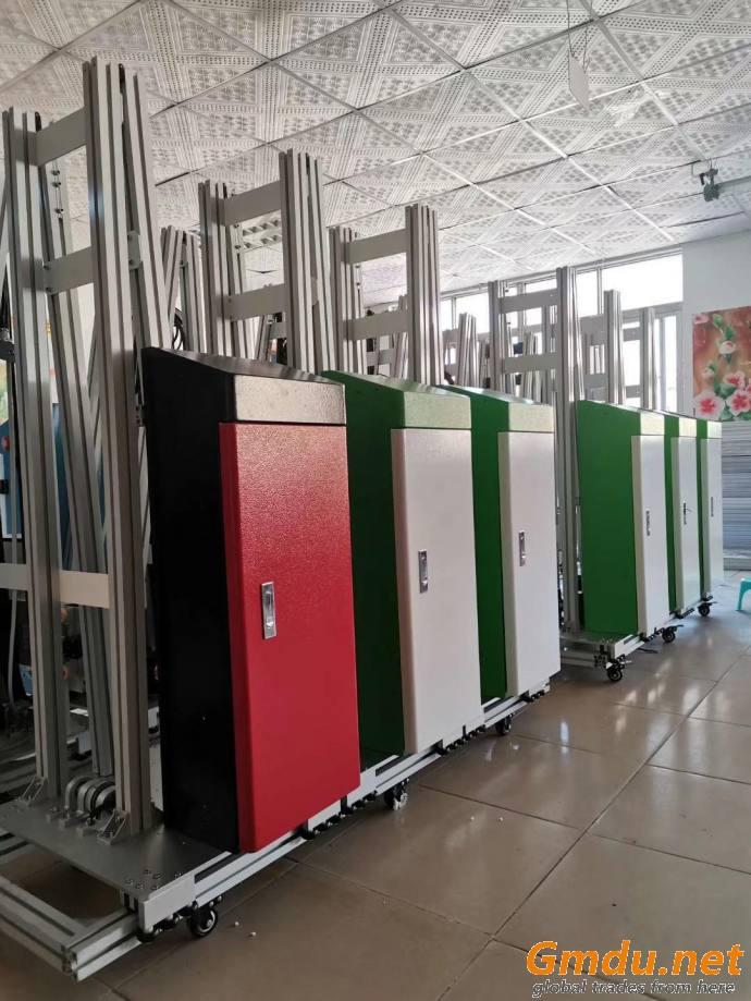 3D Intelligent Vertical Wall Printer, Digital Varnish Inkjet Printing Machine, Direct To Wall Painting Machine