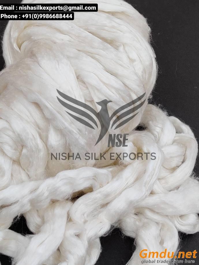 Silk Tops / Fibers / Sliver