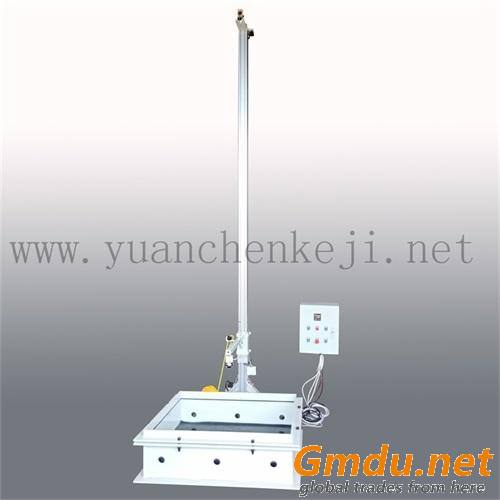 ISO 3537 Building Glass Ball Drop Test Equipment