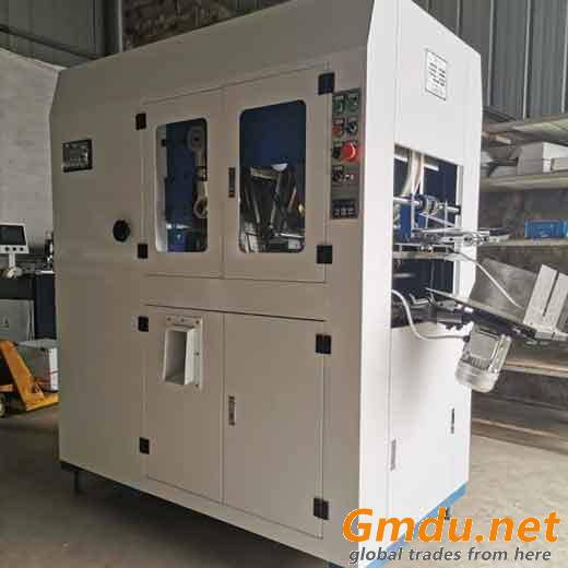 OBPJ360 Automatic Paper Book & Envelop Punching Machine