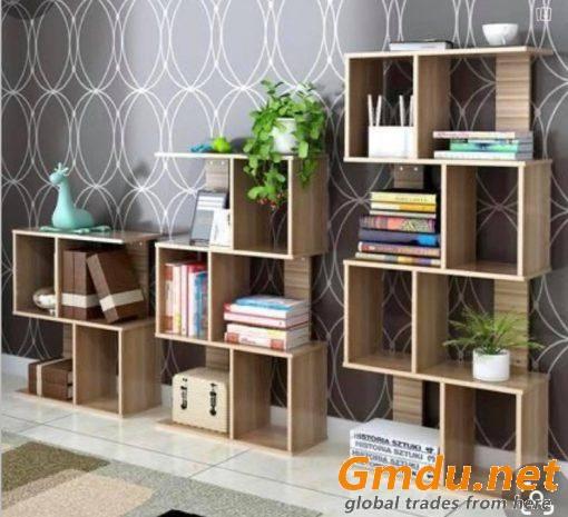 Bookshelves Bks – 19