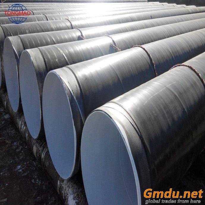 3PE Anti corrosive Pipeline