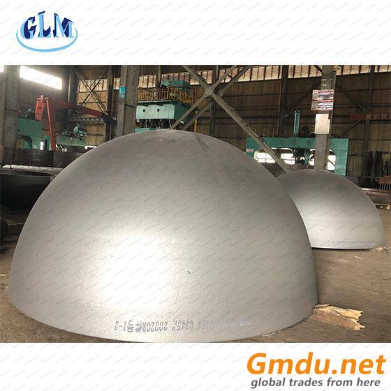 Stainless Steel Dished Tank Heads