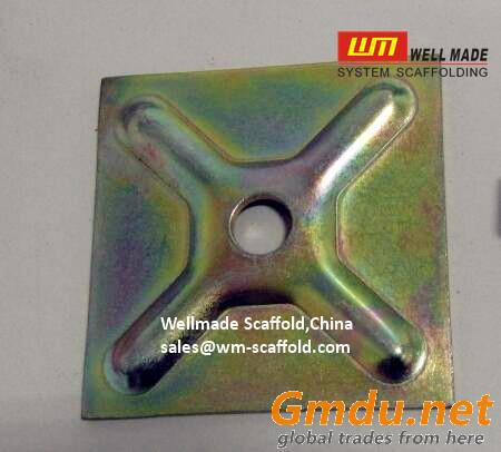Formwork Washer Plate Scaffold Waller Plate Tie Rod Base Plate