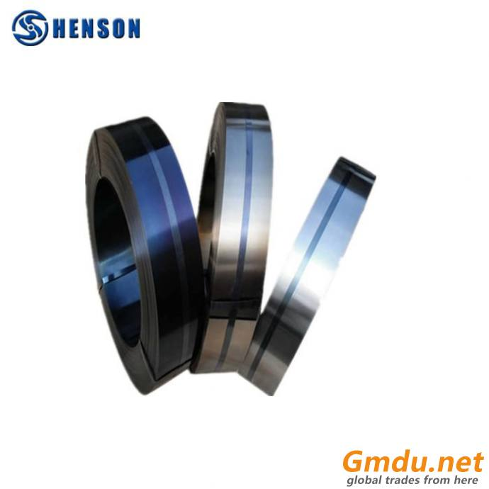 50CrVA Cold rolled hardened and tempered spring steel strip/coil