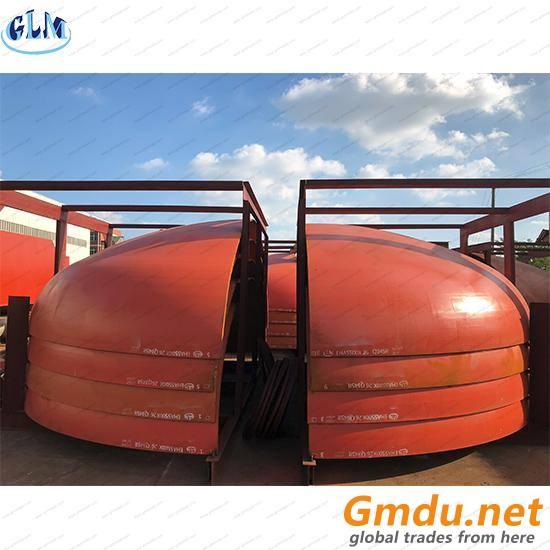 Asme 2 1 elliptical tank dish head ellipsoidal dish end