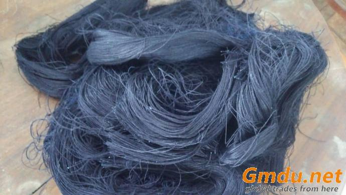 Denim Blue Yarn Waste