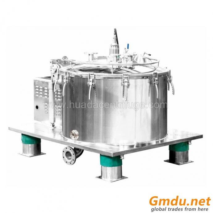 Vertical Top Discharge Centrifuges
