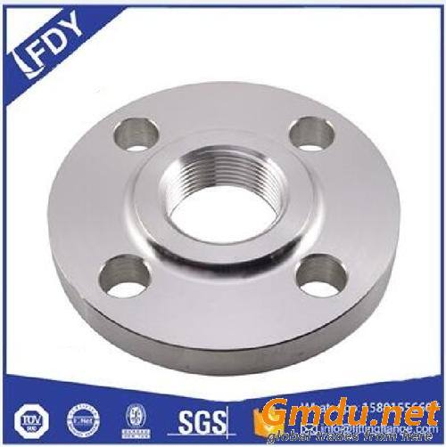 ASME B16.5 A182 F304 Class 150 Stainless Steel Threaded Flange