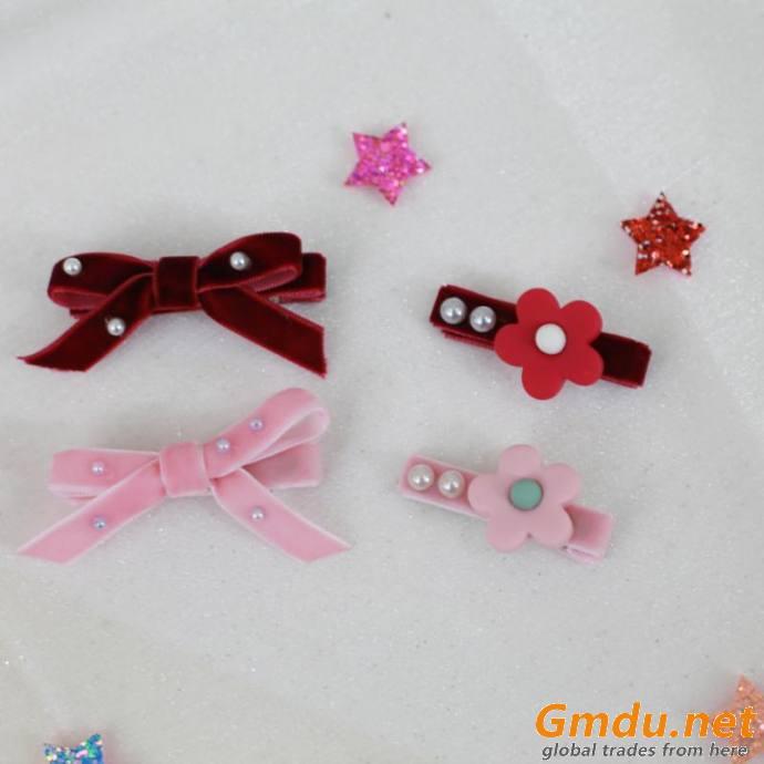 Baby girls hair clips kids hair clips hair accessories