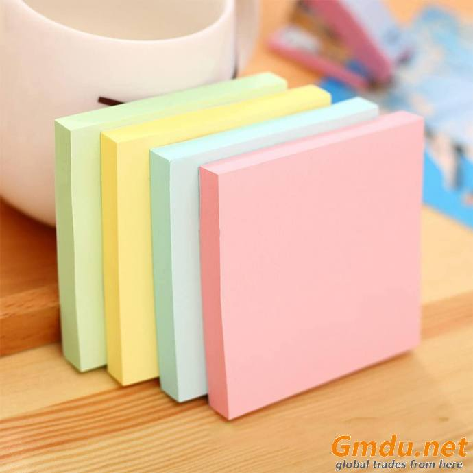 Post-it Super Sticky Notes Self-Stick Pads Assorted Sizes Recyclable