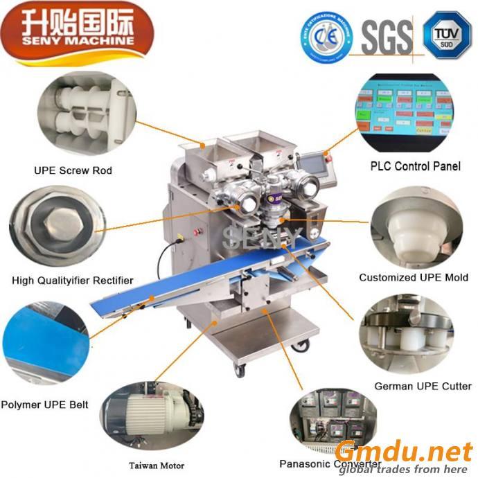 SY-800 Frozen full automatic fish ball making machine meatball machine