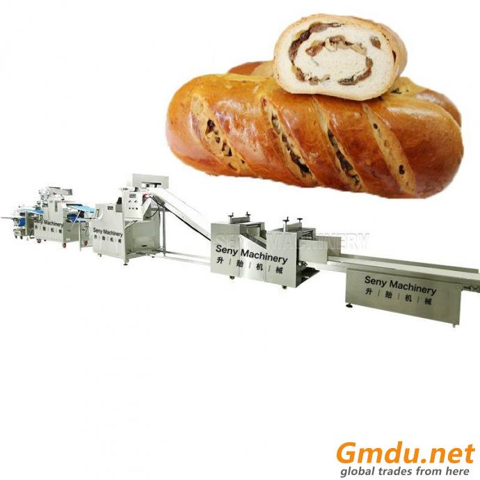 SY-860 Automatic Pineapple Cake Bread Making Machine