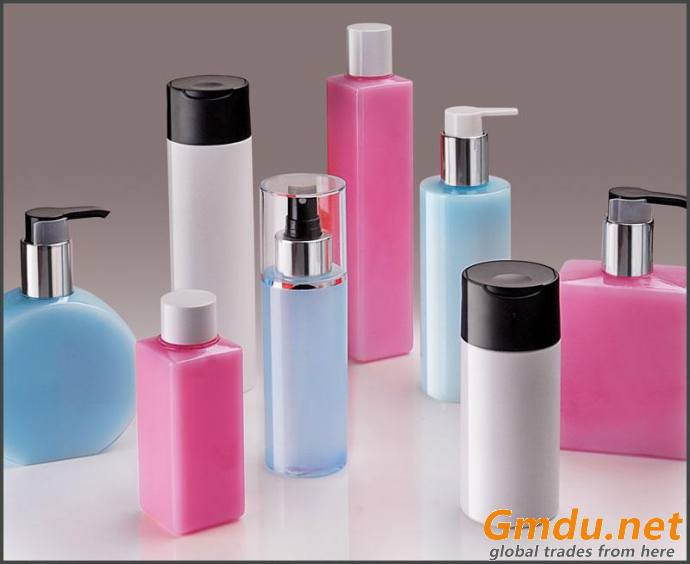 PETG cosmetic bottle special blow molding machine