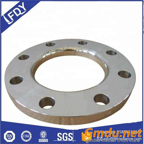 Forged 316 Stainless Steel Butt Weld Pipe Fittings ASTM A182 F316 SW WN BL Flange