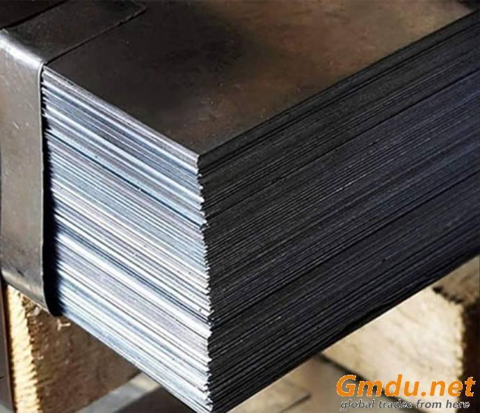 Iron-stainless steel and allumine bricks