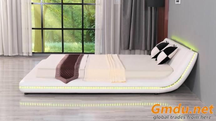 Low Profile LED Bed LED Decoration Strip Platform Bed