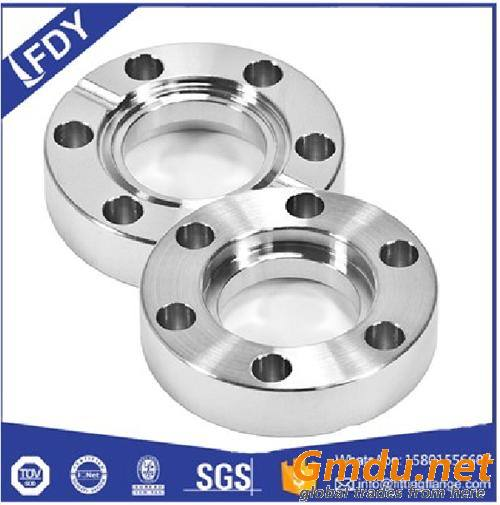 Latest Technology ASTM A182 F316l Stainless Steel Forged Flange