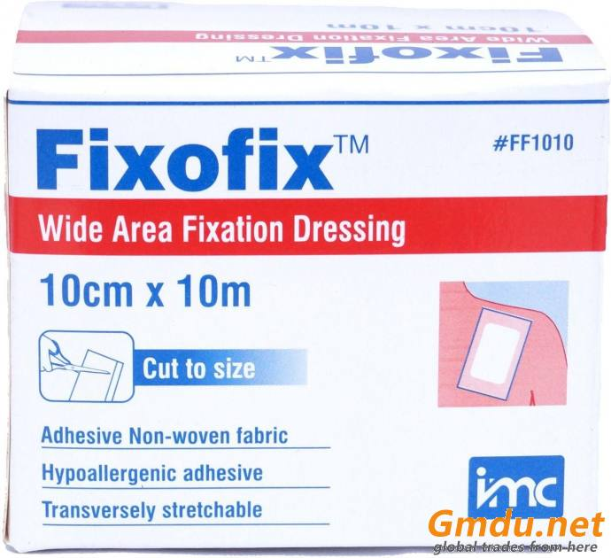 Fixofix- Fixing roll for wide area dressing