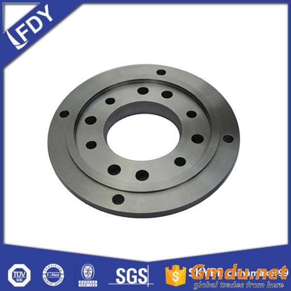 Special concave circular flange