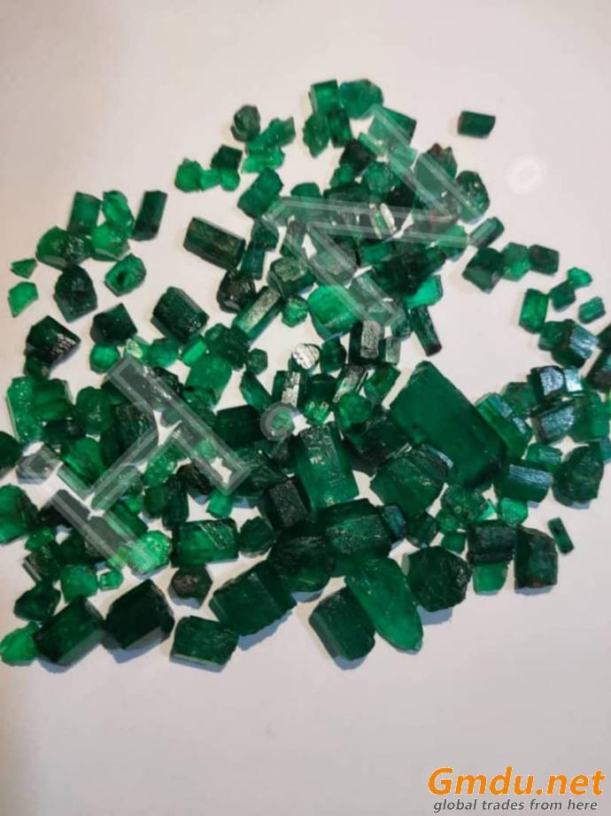 Sell emeralds