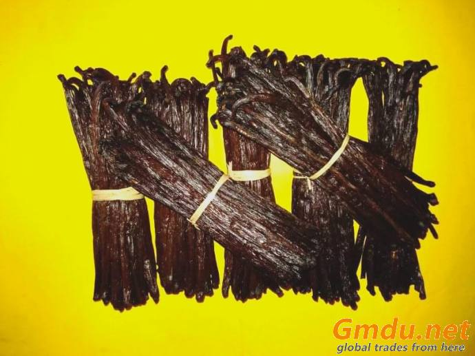 Hot selling Madagascar Bourbon Vanilla Beans