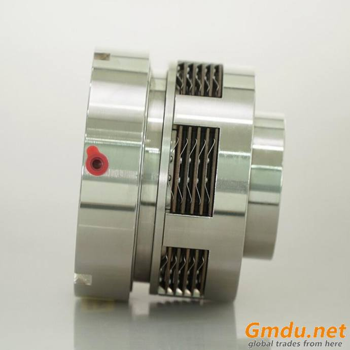 BDC high torque pneumatic clutch engineering vehicle
