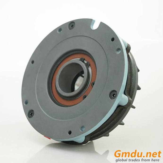 NAB pneumatic friction brake for stop