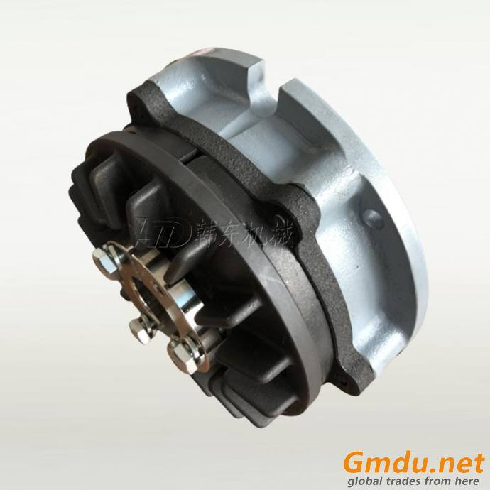 NAB pneumatic brake for tension control packing and printing machine