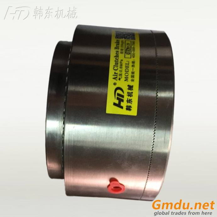 CBM spring applied air release tooth brake