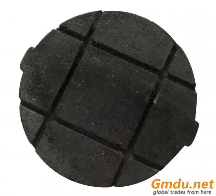 CX300 Non-asbestos friction pads pneumatic caliper disc brake