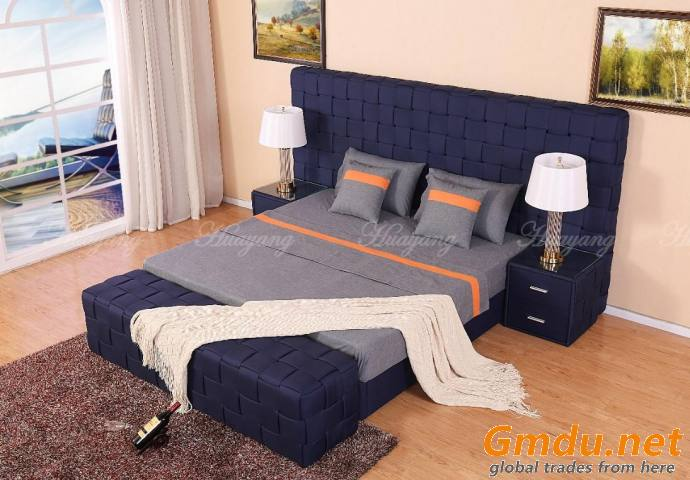 Modern Luxury Bed