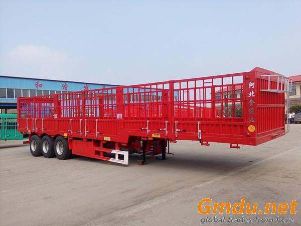 Warehouse-type Transport Semi-trailer