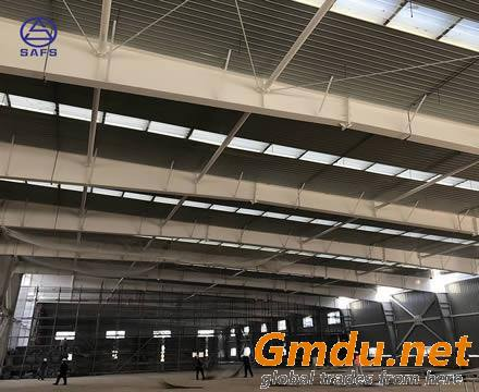 Portal Steel Structure Warehouses