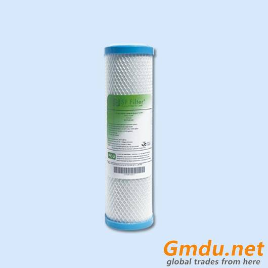 AK series POU carbon block filter