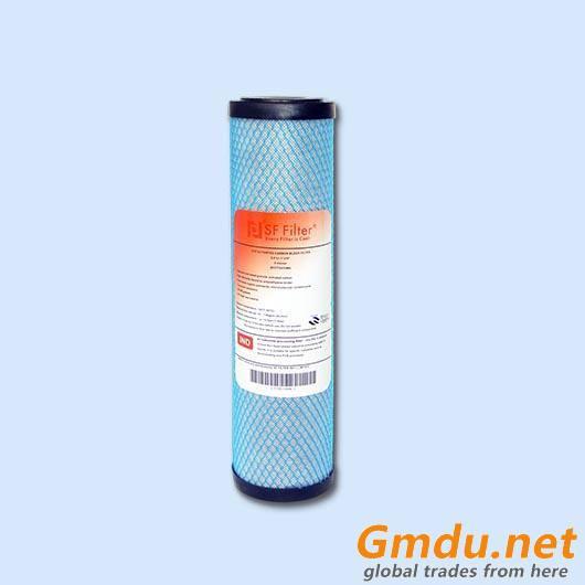 MK series IND carbon block filter