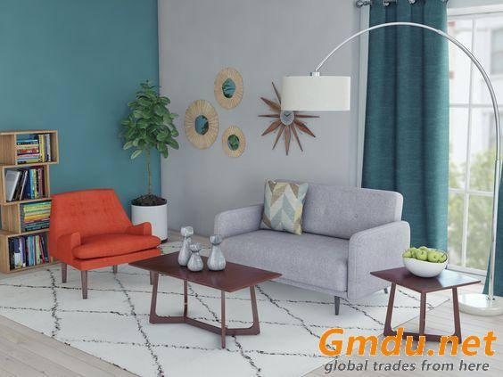 Sofa Set St – 28