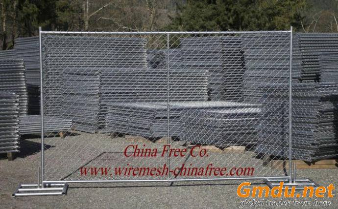 Temporary Chain Link Fence-Temporary Fencing Supplier