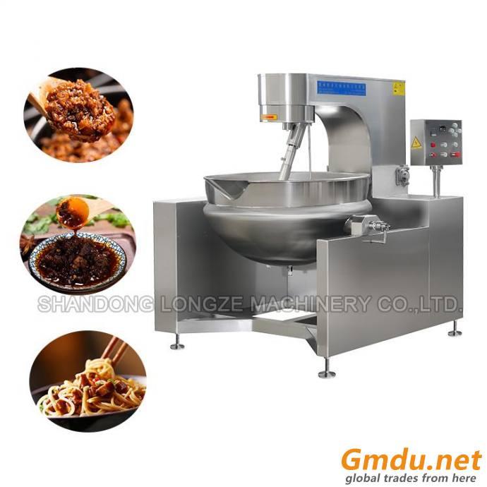 High Viscosity Industrial Planetary Mixer Machine/ Food Blenders Tilting Cooking Mixer Machine