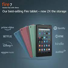 amazon fire hd tab 7,10 & amazon echo dot 3&4