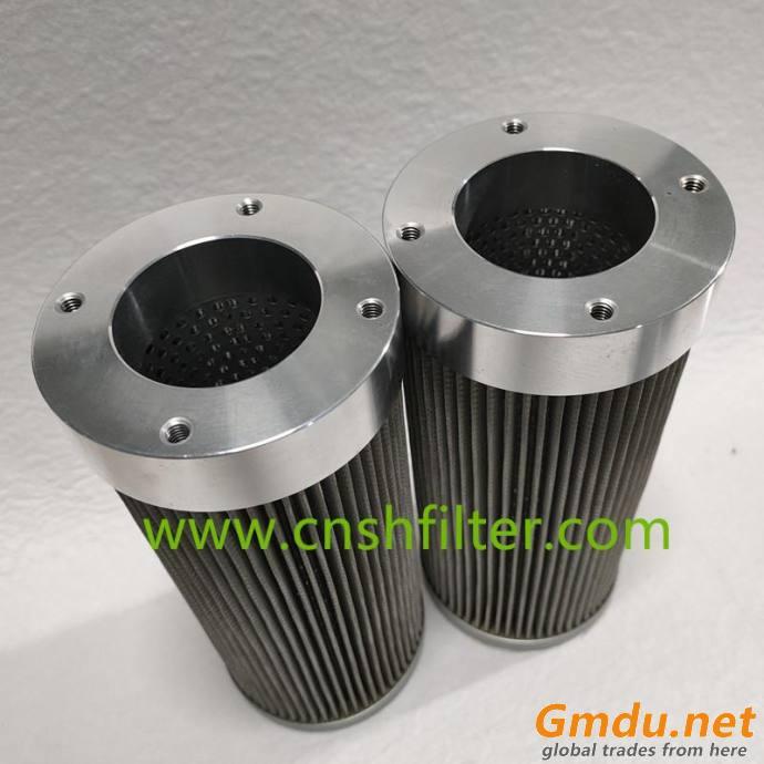 EH oil filter for steam turbine WU-400x180F-J