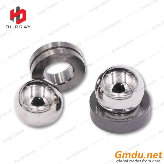 Yg6 Precision Hard Alloy Tungsten Carbide Bearing Balls