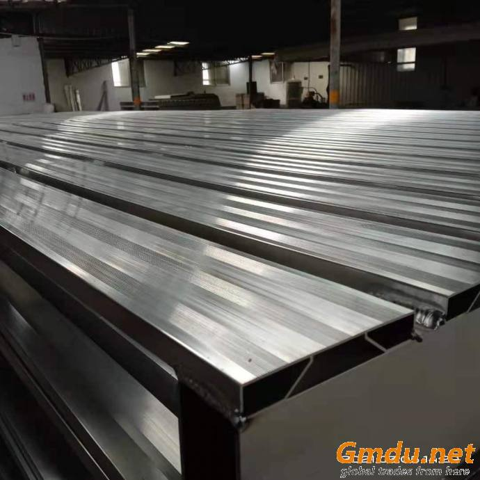full aluminum pallets
