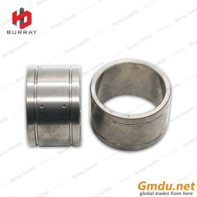 Tungsten Carbide Bearing Bushing and Sleeves for Pumps Industry
