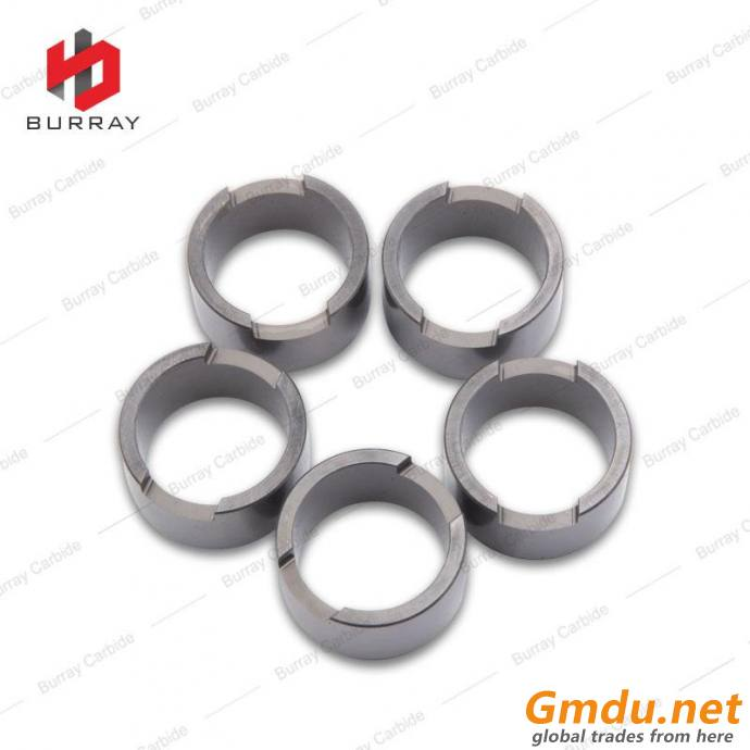 Tungsten Carbide Sleeves and Bushing for Decanter Centrifuges