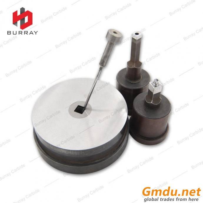 WL-18001 Carbide Powder Metallurgy Mold for Pressing Square Insert