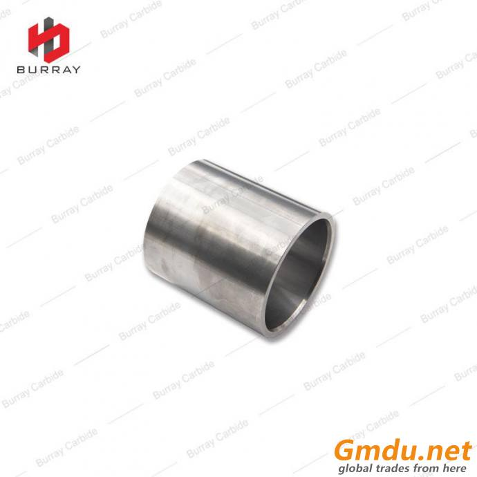 Tungsten Carbide Bushing ZK30UF Customize as Clients' Drawing
